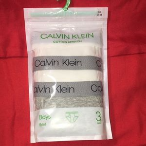 Calvin Klein's brief